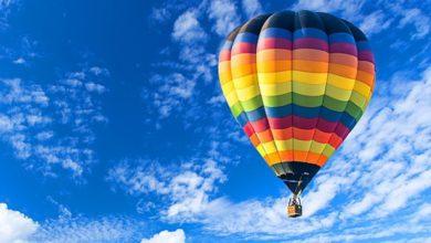 Photo of Воздушный шар сбился с курса