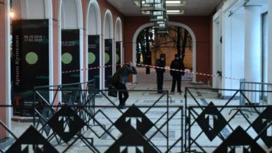 Photo of Из Третьяковской галереи украли картину Куинджи