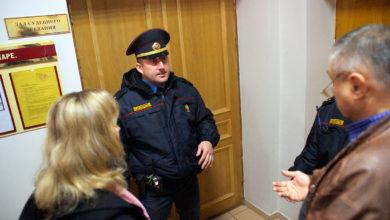 Photo of Граждане должны будут доказать право на нахождение в суде.